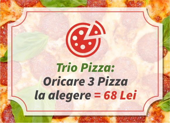Oferta Pizza Sibiu